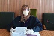 Takto Dianu Chlebovič Solčányovú už neuvidíme. 31. marca 2020 o 24.00 hod. sa jej mandát sudcu skončil.