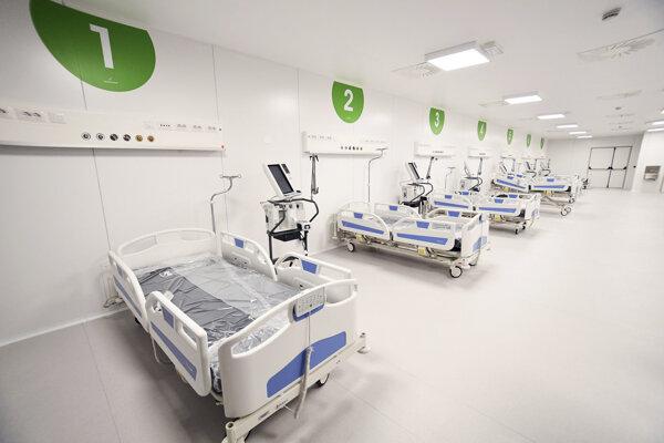 Nemocnica v Miláne.