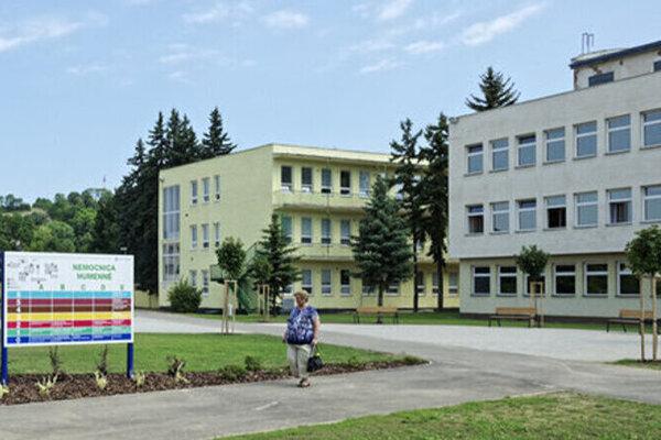 Humenská nemocnica.