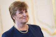 Bývalá podpredsedníčka Najvyššieho súdu SR Jarmila Urbancová.