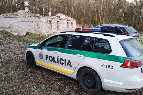 Prípadom poškodeného banského domu sa už zaoberá aj polícia.