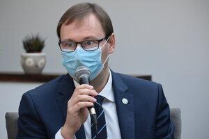 Rektor Trenčianskej univerzity Alexandra Dubčeka v Trenčíne Jozef Habánik.