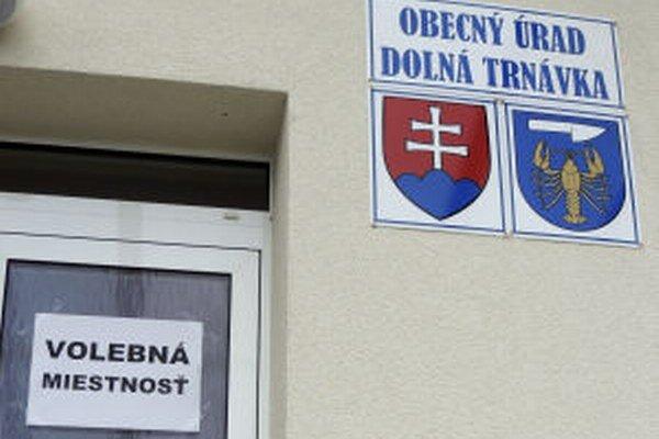 V Dolnej Trnávke majú novú starostku.