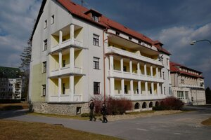 Hotel Kremenec.