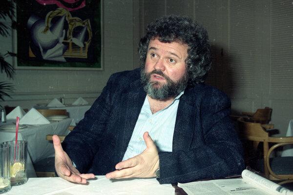 Allen Daviau na archívnej fotografii z roku 1990.