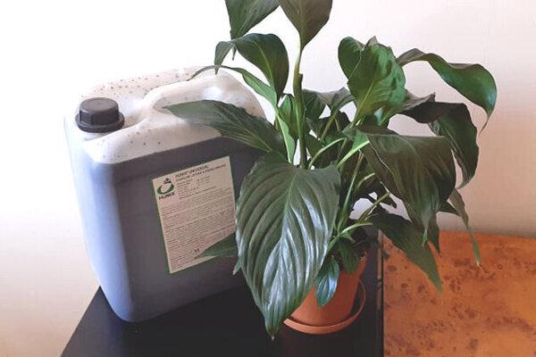 Vyhrajte 10 litrov hnojiva.