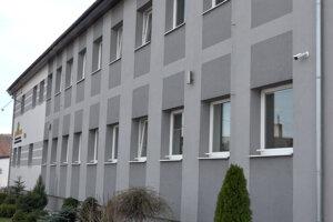 Centrum sociálnych služieb v Veľkej Lomnici, potvrdili tam prvý prípad Covid - 19.