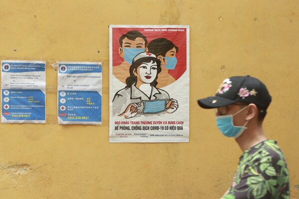 Úspešný vietnamský boj s koronavírusom. Ťažko uveriteľný.