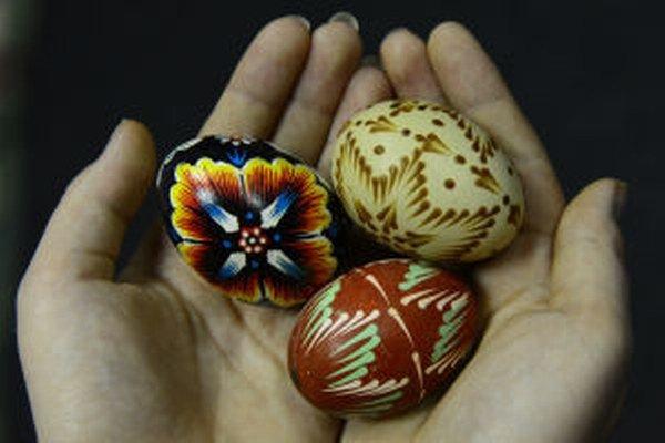 V Hrabičove priblížia aj rôzne techniky zdobenia veľkonočných vajíčok.
