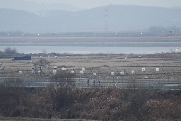 Južná Kórea a KĽDR počas májovej prestrelky na hranici porušili prímerie