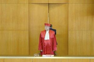 Andreas Vosskuhle, predseda druhého senátu nemeckého ústavného súdu.