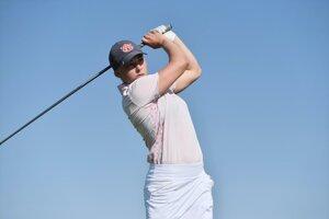 Šikovná Martinčanka nedržala golfovú palicu vruke od 10. marca.