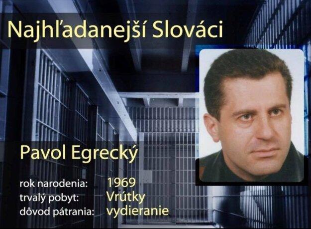 Polícia našla telo Pavla Egreckého, informovala na sociálnej sieti..