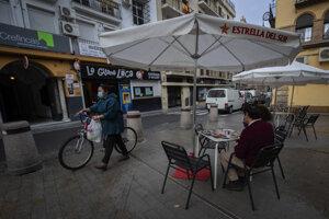 Centrum Sevilly.