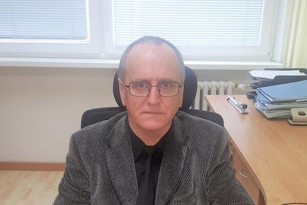 Ján Žila, nový prednosta Mestského úradu v Martine.