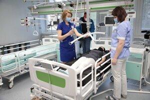 Modernizácia uľahčí život pacientom i personálu.