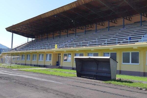 Športový štadión v Turanoch.