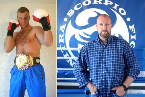 Patrik Matejka získal pred 20 rokmi titul majstra sveta v kickboxe.
