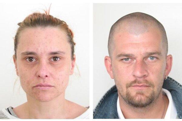 Martina Šavčíková a Peter Šnelly
