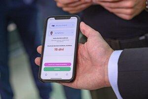 Aplikácia Smart karatény.