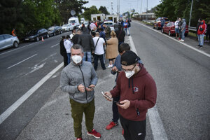 Repatrianti čakajú na spustenie inteligentnej karantény v sobotu v Bergu,