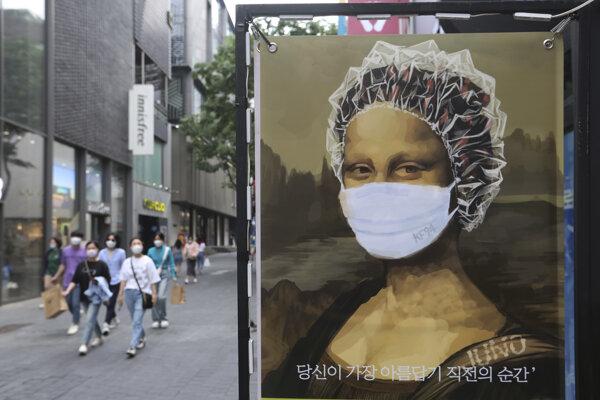 Juhokórejčan dostal za porušenie karantény štyri mesiace väzenia
