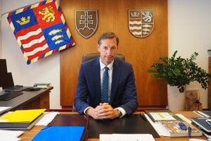 Predseda PSK a kandidát na predsedu strany KDH Milan Majerský.