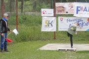 V Dolnom Kubíne sa ako prvé konali atletické preteky po uvoľnení opatrení.