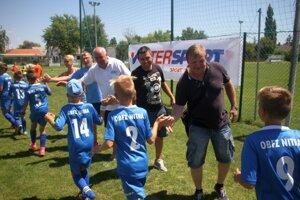 Oblastný futbalový zväz v Nitre jazdí s výbermi mládeže do zahraničia od roku 2016.