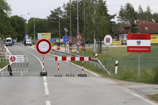 Pri vstupe do Rakúska nebudú nijaké kontroly.