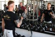 Po viac ako dvoch mesiacoch sú od stredy na Slovensku otvorené už aj fitness centrá.