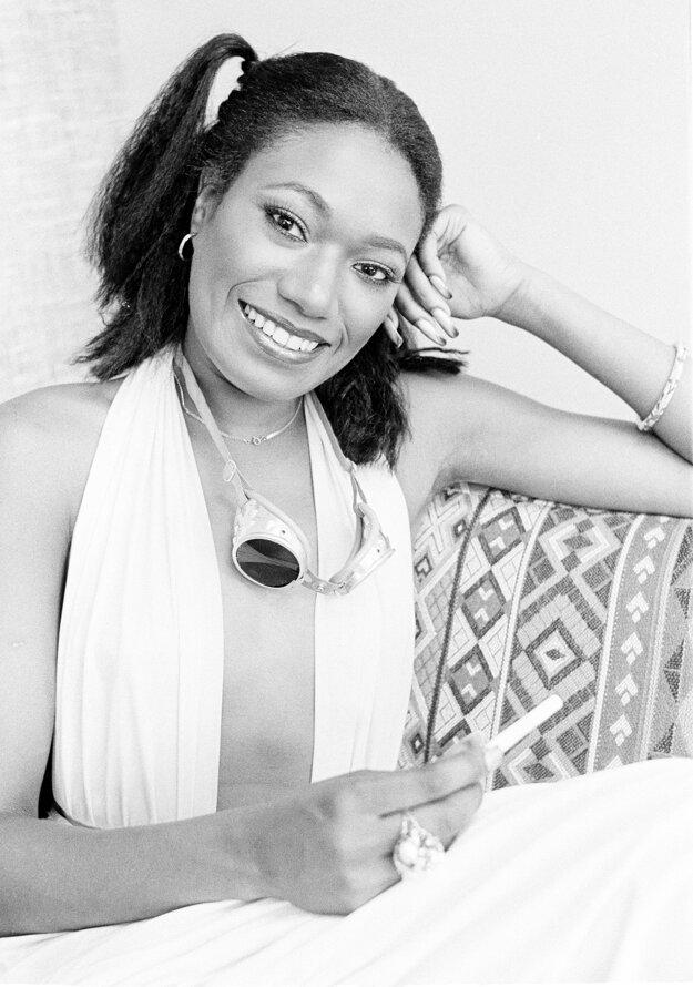 Bonnie Pointerová na snímke zo 4. septembra 1979.