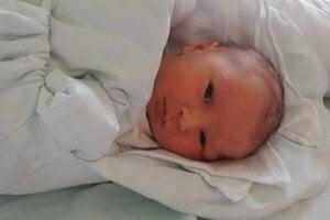 Andrejko Mičík (3000 g a 50 cm) sa narodil 5. mája o 7.40 hodine rodičom Tímei a Andrejovi Mičíkovcom z Tekovského Hrádku. Doma sa na neho teší braček Marko.