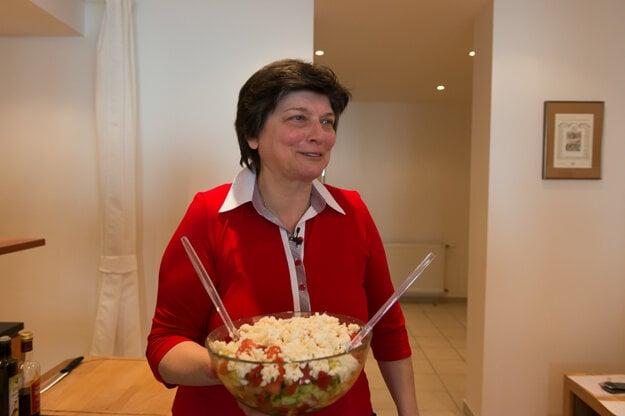 Bývalá bulharská veľvyslankyňa na Slovensku, Margarita Ganeva
