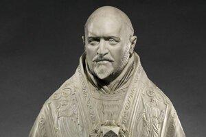 Berniniho busta pápeža Pavla V. bola zo Slovenska predaná ako dielo od neznámeho talianskeho sochára
