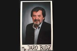Jaroslavovi Budzovi bolo udelené čestné občianstvo mesta Vrútky in memoriam.