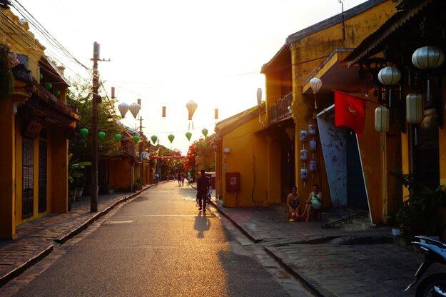 Hoi An - centrum mesta
