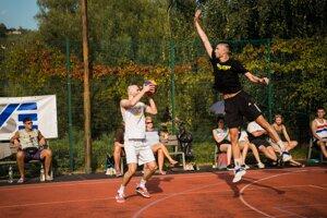 Streetbalová liga má v Košiciach dlhú tradíciu.