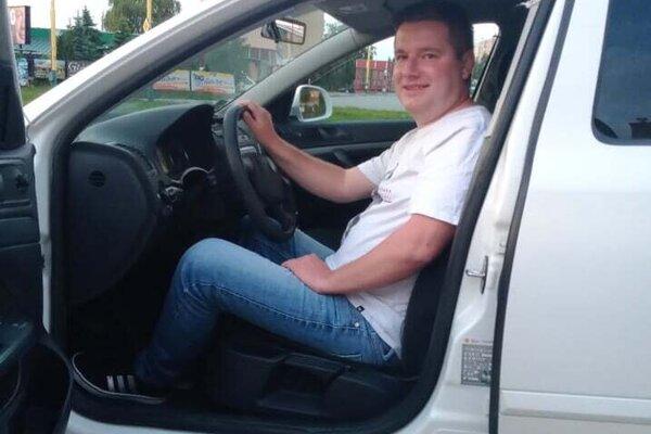 Stanislav pracuje ako viduč taxíku viac ako 10 rokov.