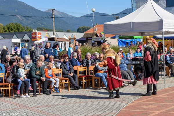 Deň mesta Turany si obľúbili aj obyvatelia z okolitých obcí.