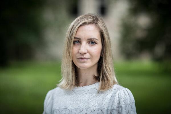 Kristína Šlesarová