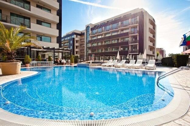 Hotel Lion Sunny Beach 4*