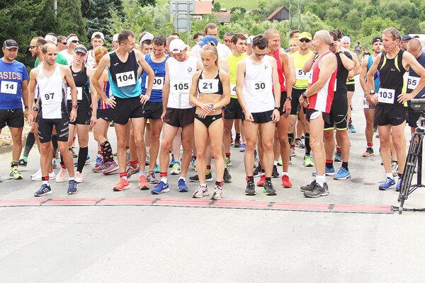 V Žaškove sa minulý rok stretla skvelá konkurencia bežcov.