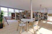 Takto budú vyzerať zmodernizované priestory knižnice na Severe.