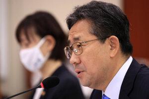 Park Yang Woo prehovoril k smrti triatlonistky.