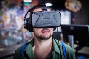 Prvý simulátor autizmu funguje cez virtuálnu realitu Oculus Rift.