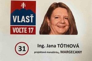 Manažérka z Margecian kandidovala za Harabina, teraz je adeptkou vládnej strany na šéfku okresného úradu.
