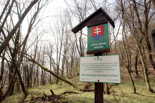 Prírodná rezervácia Príboj