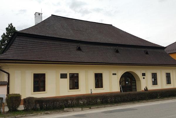 Múzeum v Revúcej.