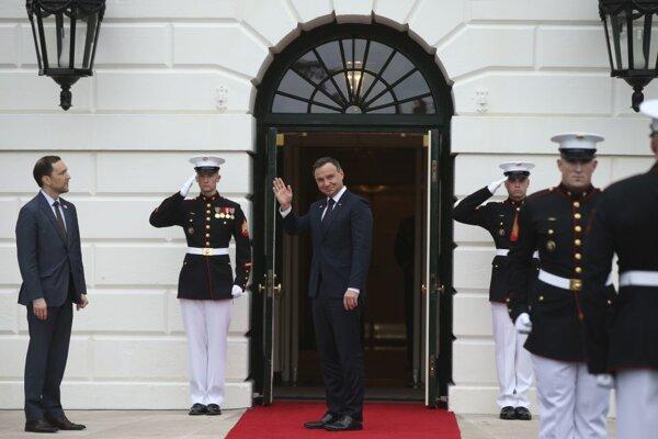 Počas stretnutia v Bielom dome mal prezident Duda bilaterálny, osobný rozhovor s prezidentom Obamom.